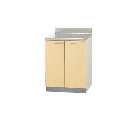 メーカー直送 セクショナルキッチン 木キャビキッチン さくら 調理台 [K**-60C] 間口60cm クリナップ