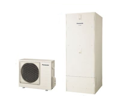 メーカー直送 送料無料 Panasonic パナソニック ヒートポンプ給湯機 DFシリーズ エコキュート460L 屋外設置用 一般地向け 床暖房機能付 耐塩害フルオート アイボリー [HE-D46FQES]<受注生産品>