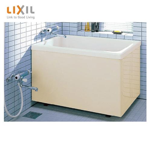 メーカー直送 LIXIL 浴槽 ポリエック [PB-1002C(BF)] 1000サイズ 和風タイプ 3方全エプロン バランス釜取付用
