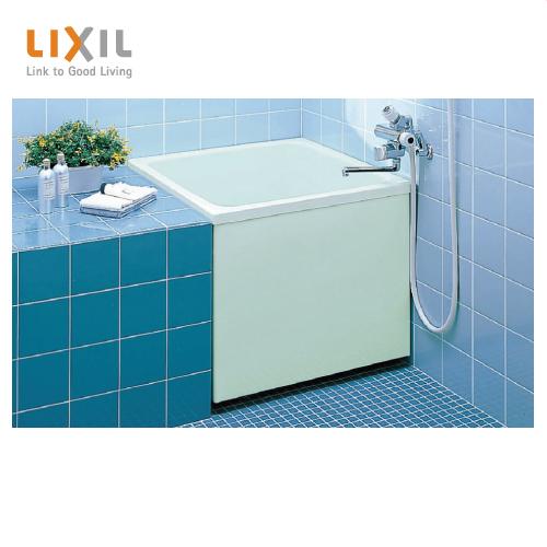 メーカー直送 送料無料 LIXIL 浴槽 ボリーナ [PB-752ARM/410] 750サイズ 和風タイプ 1方全エプロン 巻フタ付 リクシル