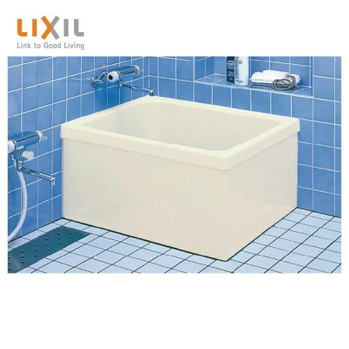 メーカー直送 LIXIL 浴槽 ポリエック [PB-801BL/L11(左排水) PB-801BR/L11(右排水)] 800サイズ 和風タイプ 2方半エプロン