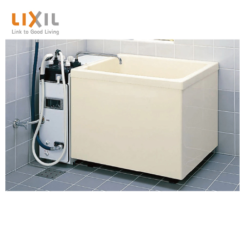 メーカー直送 LIXIL 浴槽 ポリエック [PB-802C(BF)/L11] 800サイズ 和風タイプ 3方全エプロン バランス釜取付用