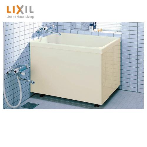 メーカー直送 LIXIL 浴槽 ポリエック [PB-902C(BF)/L11] 900サイズ 和風タイプ 3方全エプロン バランス釜取付用