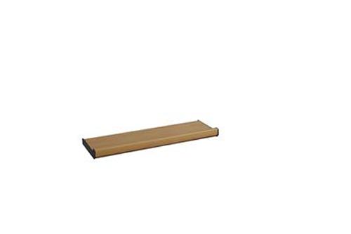 メーカー直送 クリナップ [SAP-43SSG] 交換用スタイルシェルフ棚板 ブラウン 間口43cm W60xD14.1xH5.9cm