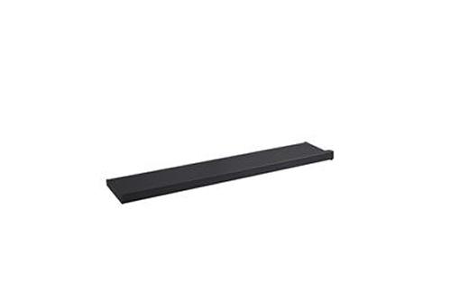 メーカー直送 クリナップ [SAP-60SSB] 交換用スタイルシェルフ棚板 ブラック 間口60cm W60xD14.1xH5.9cm