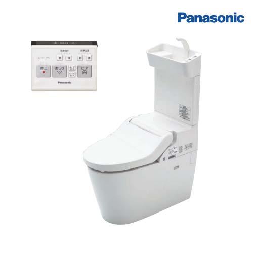 【欠品中 納期未定】 送料無料 パナソニック トイレ NEWアラウーノV 手洗い付き V専用トワレ新S4 床排水タイプ 標準タイプ[XCH3014WST] Panasonic