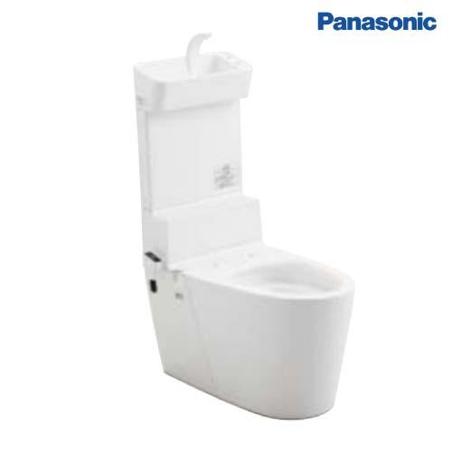【納期約1週間】 送料無料 パナソニック トイレ NEWアラウーノV 手洗い付き 便座なし 床排水タイプ 標準タイプ[XCH301WST] Panasonic