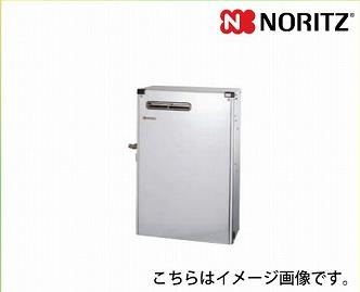 メーカー直送品 送料無料 ノーリツ 石油給湯器 セミ貯湯式 [OX-407YSV] 屋外据置形 標準 4万キロ 給湯専用