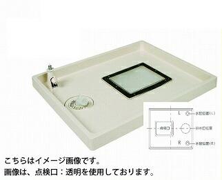メーカー直送 コックタッチエンデバー 右水栓 透明点検口 排水口位置:中央(C) [TSC-800R(CL)] テクノテック 代引き・時間指定不可