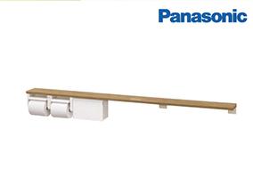 収納 棚 小物収納 [XGHA774*WSS] パナソニック アラウーノ トイレ ペーパーホルダー タイプA 受注生産品 ロングタイプ