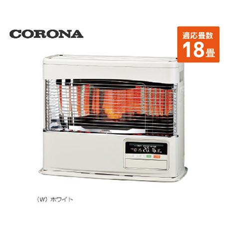 コロナ 寒冷地用大型ストーブ FF輻射 [FF-6818PK] 18畳 暖房器具 ヒーター ストーブ CORONA