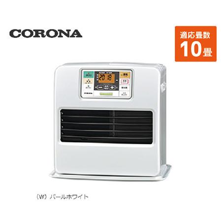 コロナ 石油ファンヒーター [FH-ST3618BY(W)] 10畳 暖房器具 ヒーター ストーブ CORONA