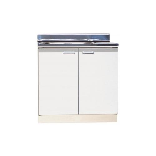 メーカー直送品 法人様限定商品 地域限定 セクショナルキッチン 流し台 Rタイプ [RRAN-600**] ライフ 幅600 奥行460