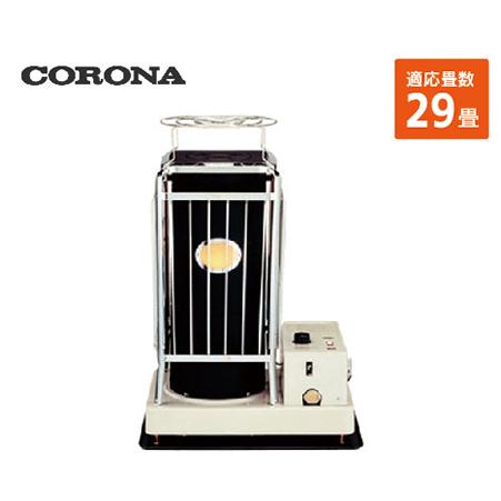 コロナ 寒冷地用大型ストーブ ポット丸型 [SV-1512B] 29畳 暖房器具 ヒーター ストーブ CORONA