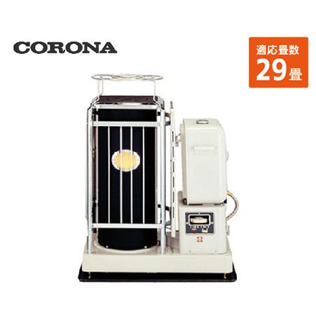 コロナ 寒冷地用大型ストーブ ポット丸型 [SV-1512BS] 29畳 暖房器具 ヒーター ストーブ CORONA
