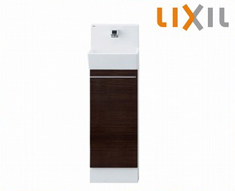 メーカー直送 リクシル トイレ手洗 コフレル スリム 壁付 キャビネットタイプ [YL-DA82SCHB] 代引き・後払い不可