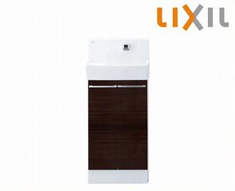 メーカー直送 送料無料 リクシル トイレ手洗 コフレル ワイド 壁付 キャビネットタイプ [YL-DA83SCHE] 代引き・後払い不可