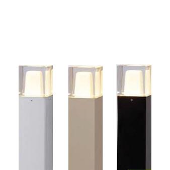 【法人様限定商品】タカショー Takasho HBC-D04S エクスレッズポールライト 3型 シルバー(電球色) W70×D70×H450 代引き不可