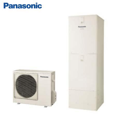 メーカー直送 送料無料 Panasonic パナソニック ヒートポンプ給湯機 DFシリーズ エコキュート460L 屋内設置用 一般地向け 床暖房機能付 耐塩害フルオート アイボリー [HE-D46FQFS]<受注生産品>