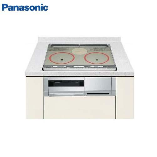 送料無料 Panasonic パナソニック KZ-DL60MS2IHクッキングヒーター DLシリーズ ビルトインタイプ2口 + ラジエント