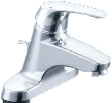 【LIXIL】【リクシル】洗面器・手洗器用水栓 EC/センターセットタイプシングルレバー ビーフィット[LF-B350S]【INAX】【イナックス】