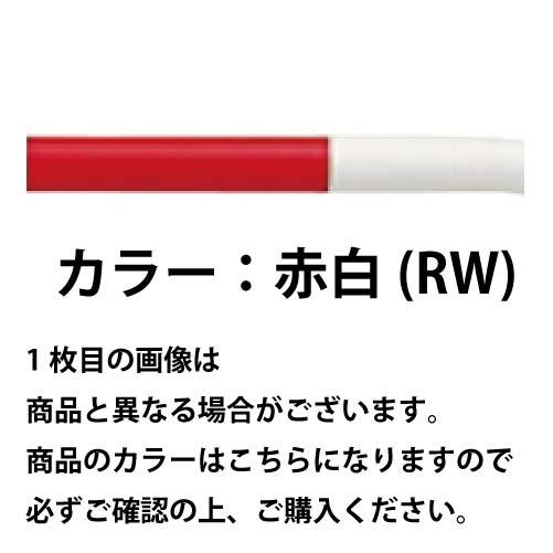 メーカー直送 サンポール アーチ 交換用本体のみ φ60.5(t2.8)×W1000×H800mm カラー:赤白 [FAH-7S10-800(RW)HONTAI]