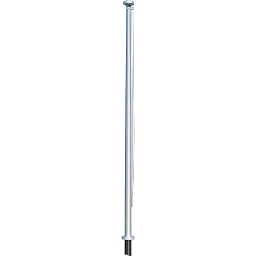ベストセラー SUNPOLE:e-キッチンマテリアル メーカー直送 フラッグポール H8m [FP-8U] サンポール-その他