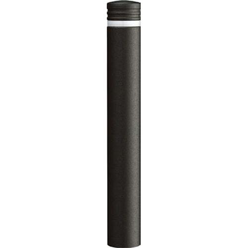 【法人様限定】 メーカー直送 サンポール リサイクルボラード ゴムチップ φ115×H850mm カラー:ダークブラウン [RB-115U(C)]