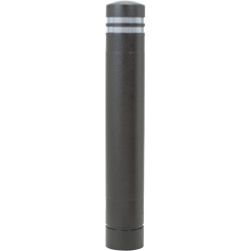 【法人様限定】 メーカー直送 サンポール リサイクルボラード φ130×H826mm カラー:ダークブラウン [RB-132U(C)]