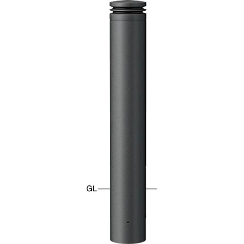 メーカー直送 サンポール ボラード  [V-399U] φ165(t4.0)×H850mm SUNPOLE