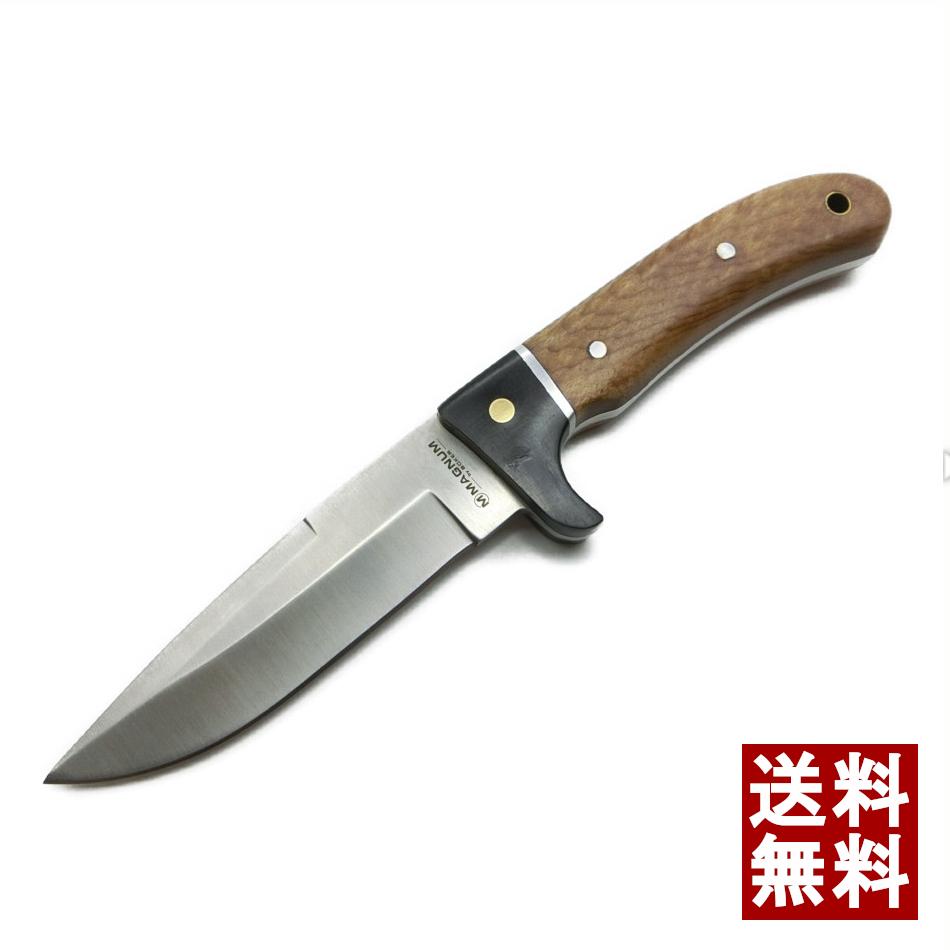 割引も実施中 ファクトリーナイフ:BOKER MAGNUM ボーカーマグナム BOKER マグナム エルクハンター キャンプナイフ BOM 人気の製品 シースナイフ キャンピングナイフ