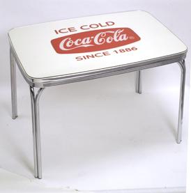 コカ・コーラ コーク ダイナー テーブル Coca-Cola Coke Dinner Table 『PJ-600DL』