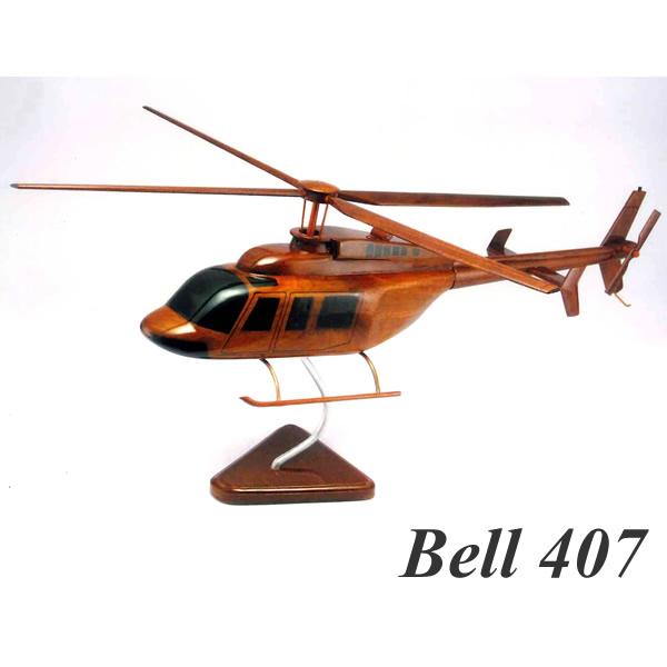 ベル・ヘリコプター社 ベル407 (BELL 407)