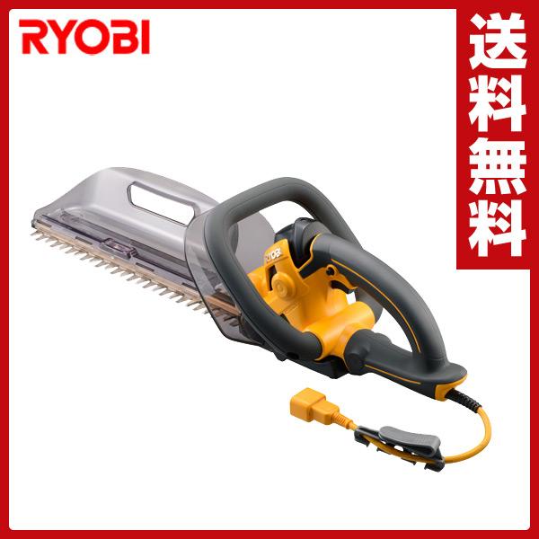 【あす楽】 リョービ(RYOBI) ヘッジトリマ (刈込幅380mm) HT-3840 電気式ヘッジトリマー せん定 剪定 庭木 生け垣 刈込み 【送料無料】