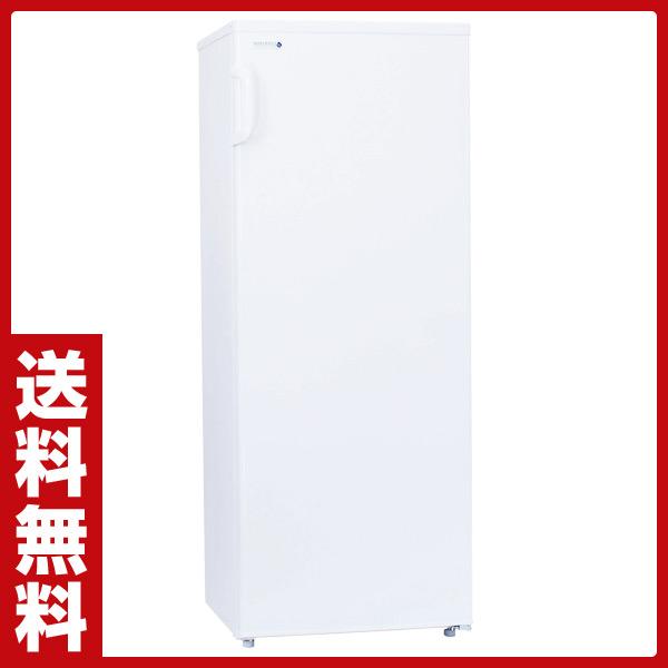 ノーフロスト(NORFROST) ノンフロン冷凍庫 アップライトフリーザー FFU155RF ホワイト 引き出しタイプ 家電 冷凍食品 冷凍保存 【送料無料】
