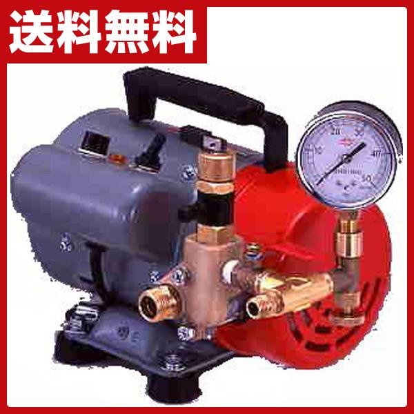 【あす楽】 寺田ポンプ 電動式 テストポンプ PP-201T 100V 200W 水圧テストポンプ 水圧テスト テストポンプ 電動式 【送料無料】