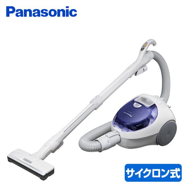サイクロン式 電気掃除機 MC-SV140J-AH サイクロン掃除機 紙パック不要 キャニスター 置き型 掃除機 サイクロンクリーナー パナソニック(Panasonic) 【送料無料】