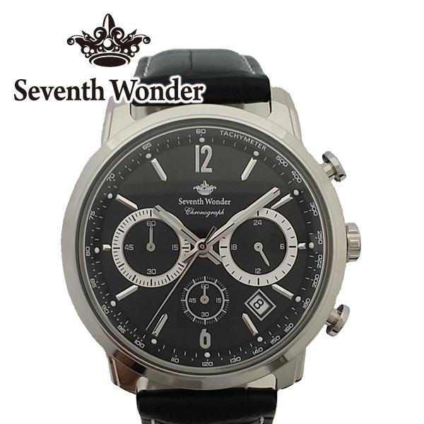 クォーツ メンズ 腕時計 SW1001 メンズウォッチ おしゃれ 男性 時計 ブランドウォッチ セブンスワンダー(Seventh Wonder) 【送料無料】