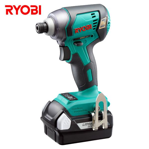 18V 充電式インパクトドライバー BID-181L5 インパクトドライバー 電動工具 電動ドライバー 充電ドライバー リョービ(RYOBI) 【送料無料】