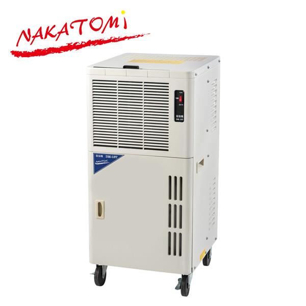 除湿機 業務用 (三相200V)キャスター付き DM-15T 除湿器 除湿乾燥機 除湿乾燥器 業務用 工場 ナカトミ(NAKATOMI) 【送料無料】
