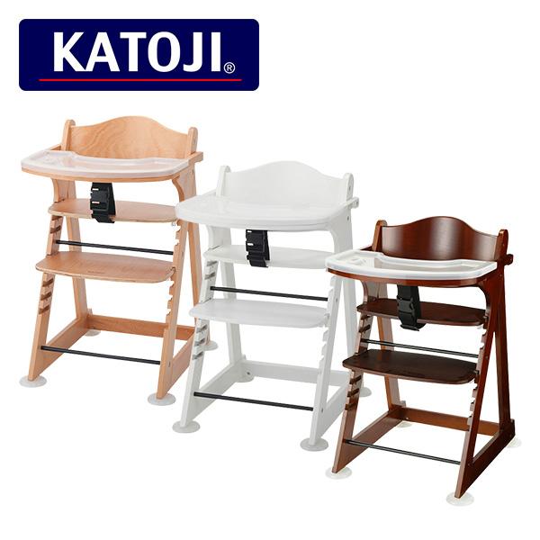 カトージ(KATOJI) プレミアムベビーチェア MAMY 木製ハイチェア(お座りが出来るようになってから60kgまで) 22380/22385/22709 正規品 ベビー 赤ちゃん チェア ベビーチェア イス 椅子 いす 【送料無料】【あす楽】