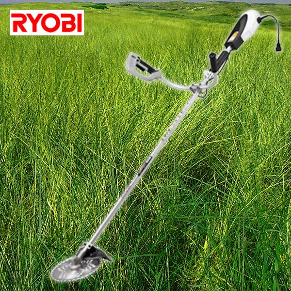 刈機 AK-6000 電動草刈り機 草刈機 刈払い機 リョービ(RYOBI) 【送料無料】