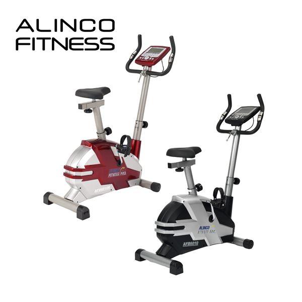 プログラムバイク6010 AFB6010 エクササイズバイク フィットネスバイクアルインコ ALINCO【送料無料】