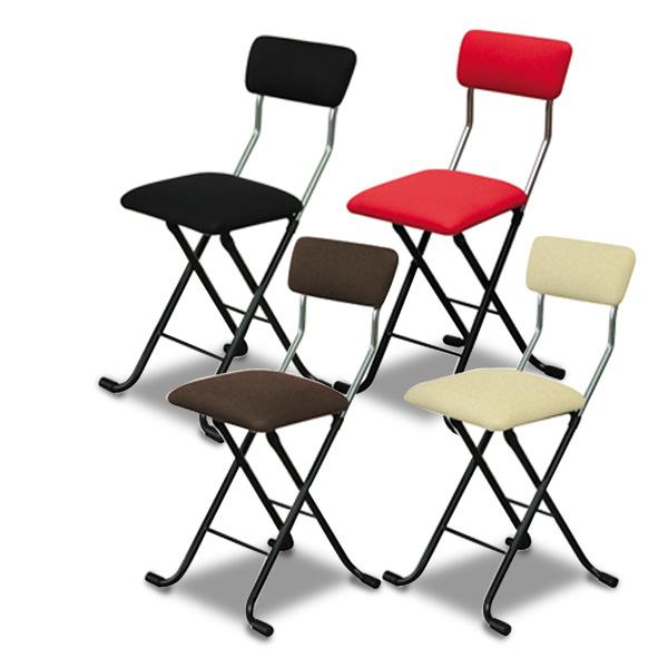 国産 折りたたみチェアー 折り畳みチェアー 椅子 イス いす 付与 送料無料 Jメッシュチェア チェア 公式通販 MSH-49 ルネセイコウ 背もたれ付き チェアー 折りたたみチェア