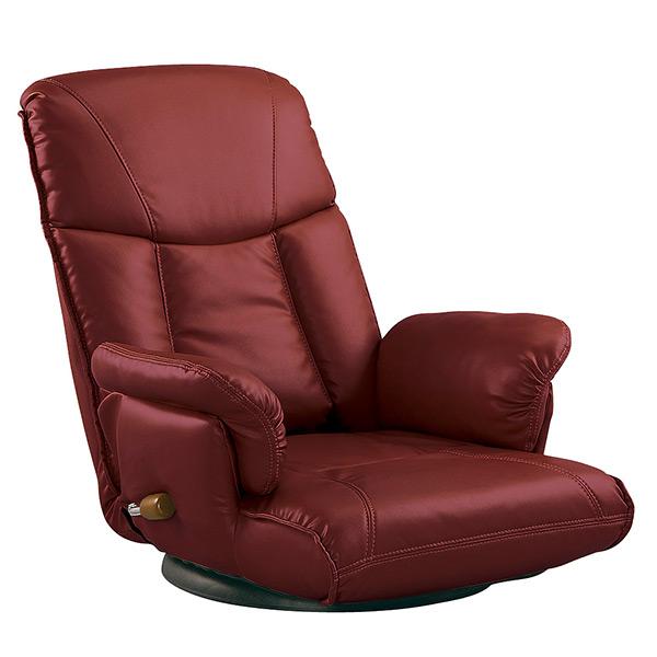 スーパーソフトレザー座椅子 フロアチェア YS-1392A(WR) ワインレッド 座椅子 座いす フロアチェア YS-1392A(WR)【送料無料】 チェア チェアー 椅子 1人掛け ミヤタケ(宮武製作所)【送料無料】, ファーストキャスト:f2226868 --- sophetnico.fr