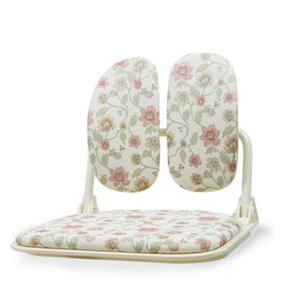 DRシリーズ 座椅子 DR-920T FEG 花柄フロアチェア 座いす DUOREST(デュオレスト) 【送料無料】