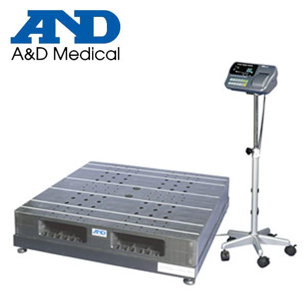パレット一体型検定付きデジタル台はかり SN-1200K-K はかり 計り 重さ 測定器 A&D(エーアンドデイ) 【送料無料】