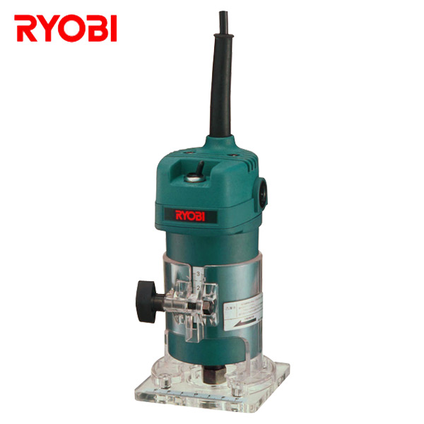 トリマー (電流5.2A/消費電力500W) TR-51 用途別研磨機 面取り機 電動トリマー 研磨機 リョービ(RYOBI) 【送料無料】