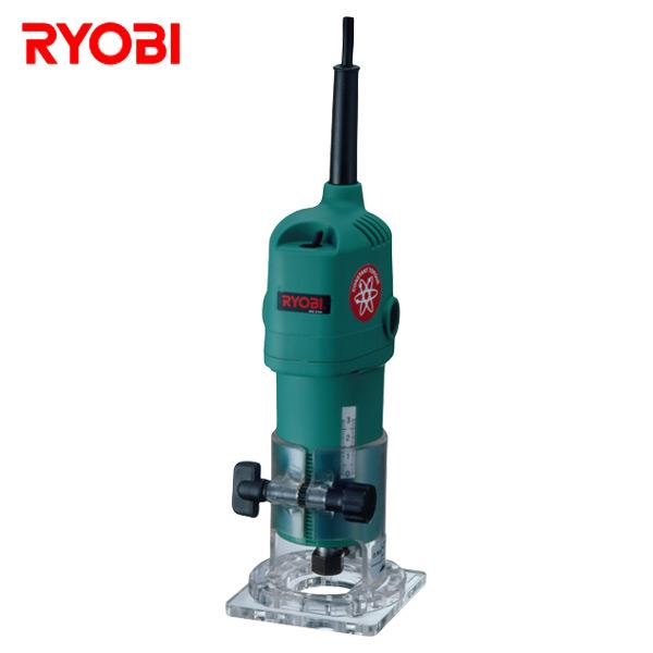 トリマー (電流5.5A/消費電力500W) TRE-55 用途別研磨機 面取り機 電動トリマー 研磨機 リョービ(RYOBI) 【送料無料】