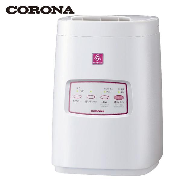 コロナ(CORONA) ナノリフレ CNR-400B(W) ホワイト nanorefre 加湿器 美顔器 いながら美容保湿 除菌 消臭 ヘアケア 【送料無料】